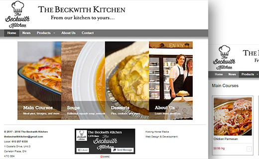 The Beckwith Kitchen