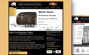 Maple Lane Horse Trailers